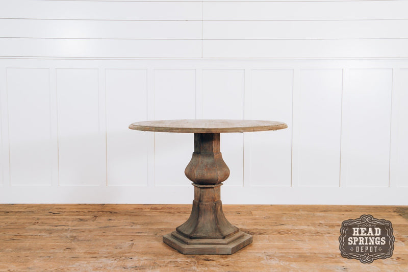 "Jolie MCL 48"" Round Dining Table"