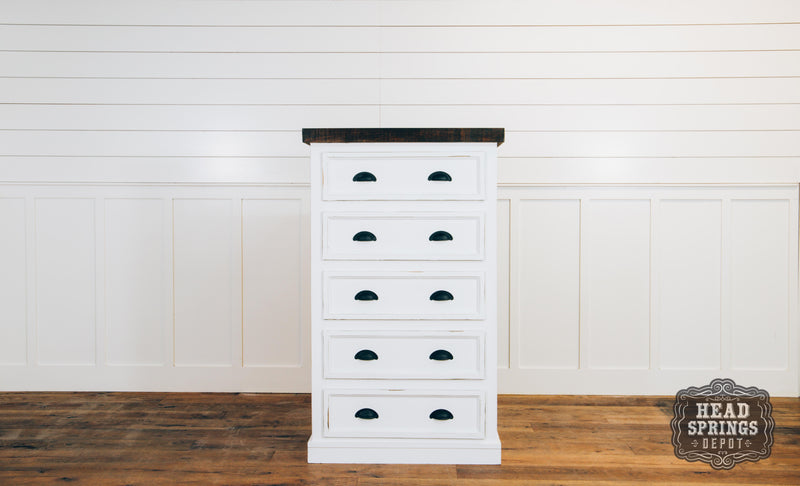 Colorado Chest of Drawers
