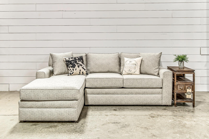 Fox & Roe Riley Chaise Sectional Sofa