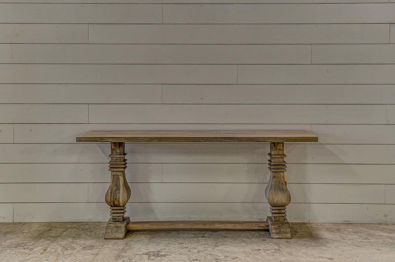 The Vintage Collection Hardwood Console Table