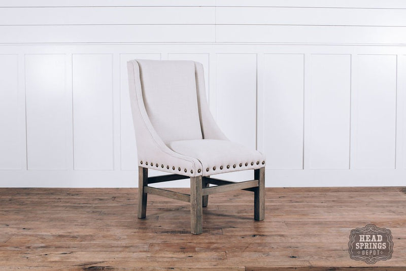 Rachel Dining Chair Milano Light French Gray