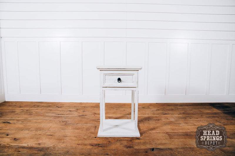 Farmhouse Emma Tall Night Stand