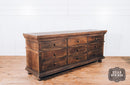 Saint James 9 Drawer Buffet Theo Finish