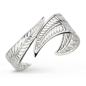 Blossom Eden Mature Wrapped Leaf Cuff