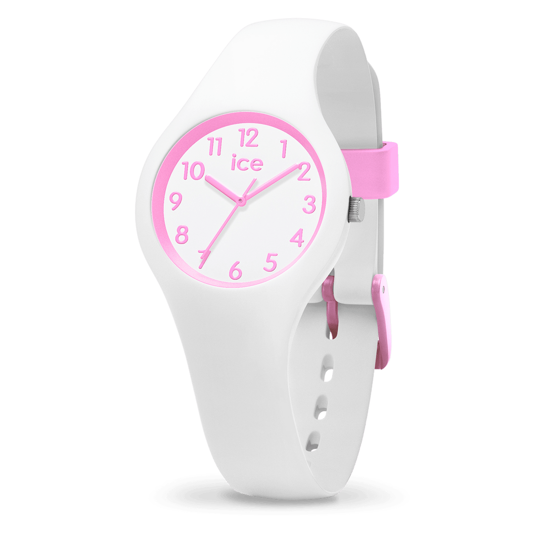 ICE Watch - Ola Kids - Candy White - Extra Small - 3H