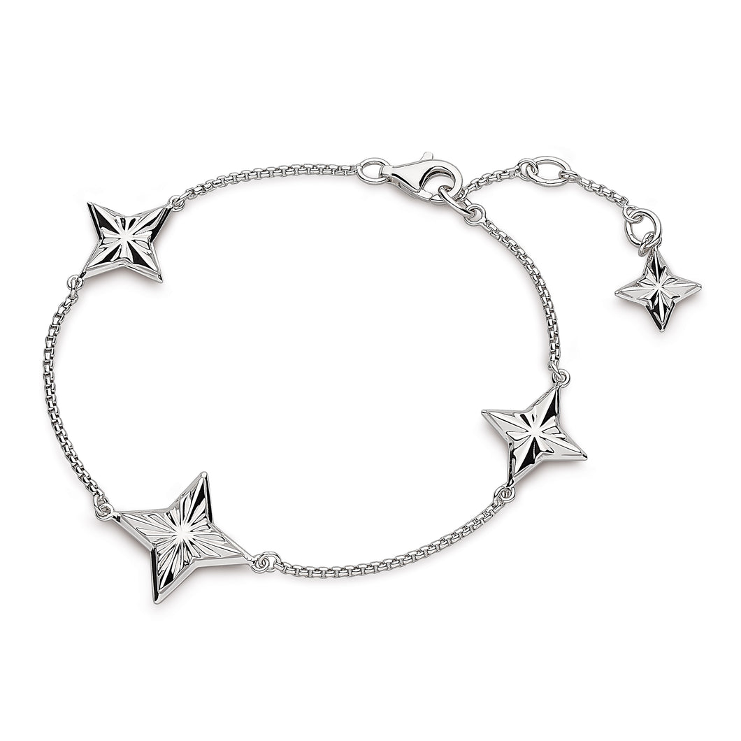 Empire Astoria Tri-Star Bracelet