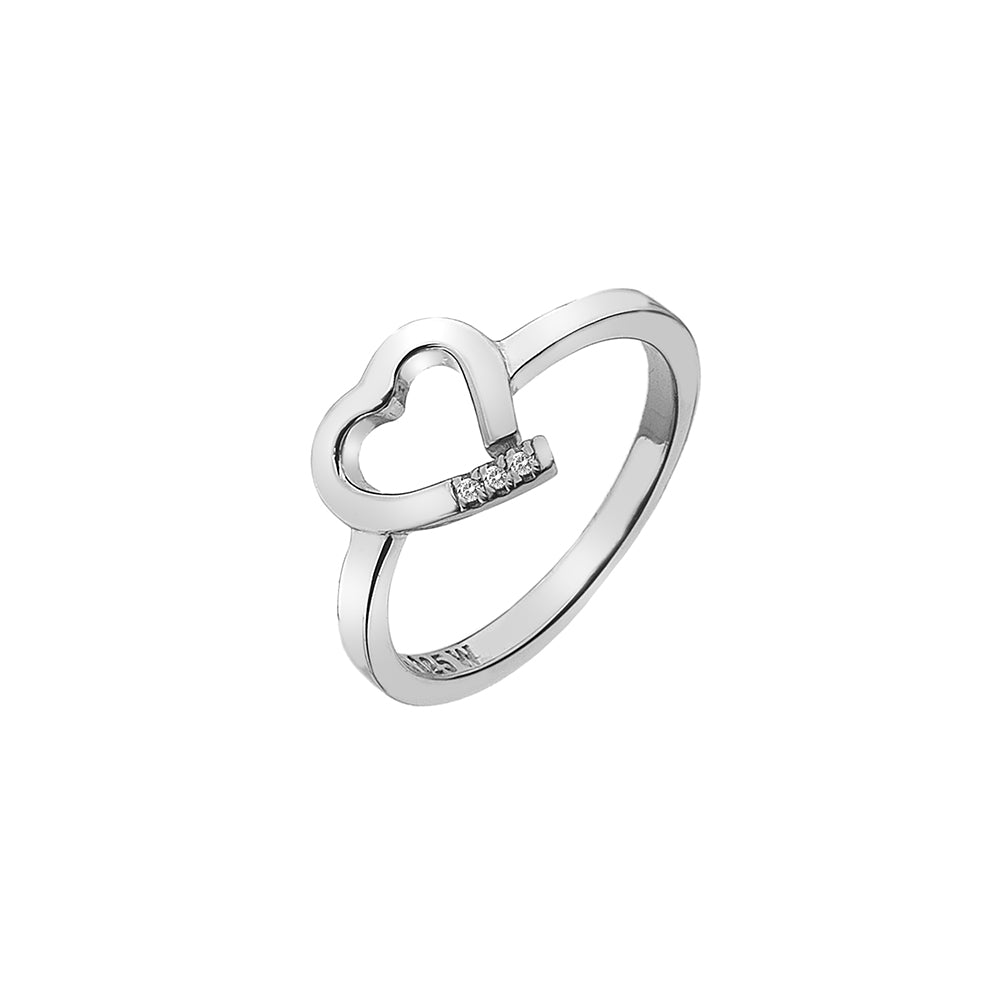 Amore Hearts Ring