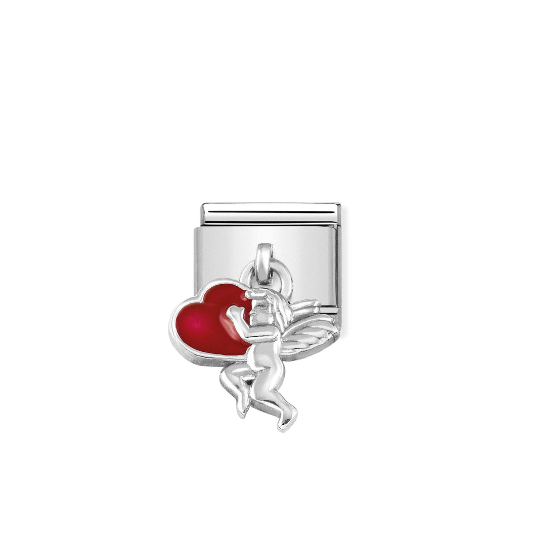 Composable Classic Link Cupid With Heart