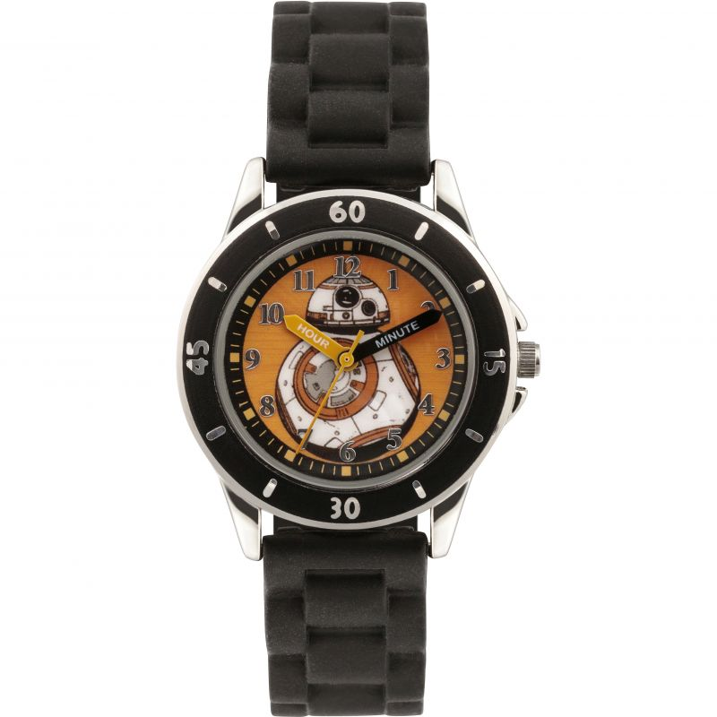 Disney Star Wars BB-8 Kids Watch SWM3046-BLACK