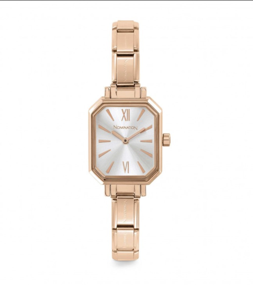 Composable Classic Rose Gold Watch