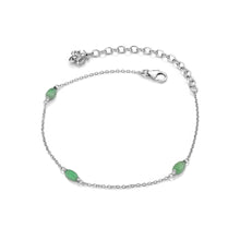 Load image into Gallery viewer, March Birthstone Bracelet