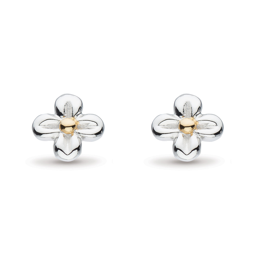 Blossom Flyte Honey Flower Stud Earrings