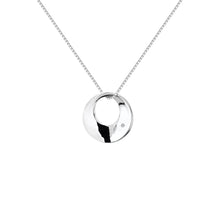 Load image into Gallery viewer, Quest Circle Pendant - Plain