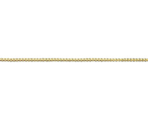 9ct Yellow Gold Venetian Link Chain