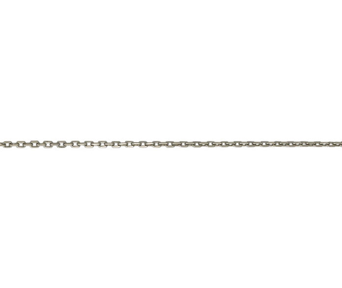 Platinum Filed Trace Chain