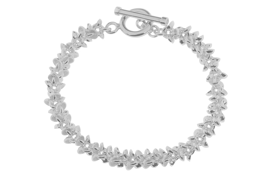 Tiny Cups T-Bar Bracelet