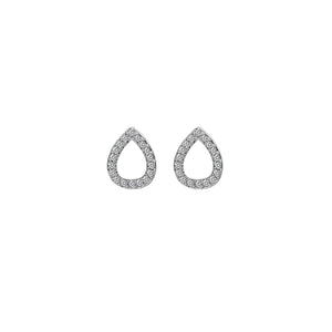 Striking Teardrop Earrings
