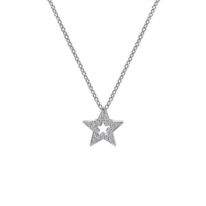Striking Star Pendant
