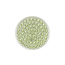 Load image into Gallery viewer, Scintilla Peridot Nature Coin 33mm