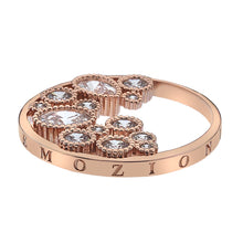 Load image into Gallery viewer, Freedom Rose Gold Plate 33mm