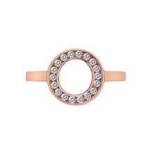Load image into Gallery viewer, Innocence Rose Gold Plated Sterling Silver Ring