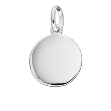 Load image into Gallery viewer, Initial Pendants - Sterling Silver
