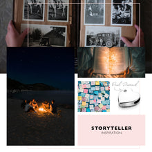Load image into Gallery viewer, Storyteller Initial G