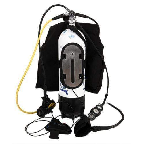 Ocean Guardian SCUBA7. Powered by Shark Shield Technology.