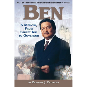 Ben: A Memoir, From Street Kid to Governor