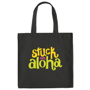 Stuck on Aloha - Tote Bag