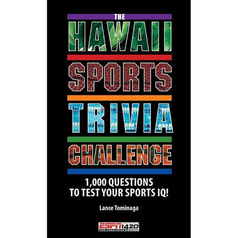 The Hawaii Sports Trivia Challenge