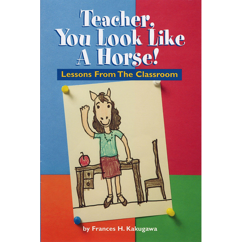 Teacher, You Look Like A Horse!