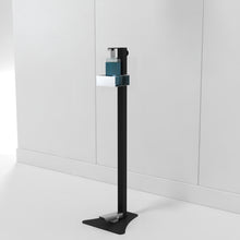 Load image into Gallery viewer, Foot Activated Hand Sanitising Stand