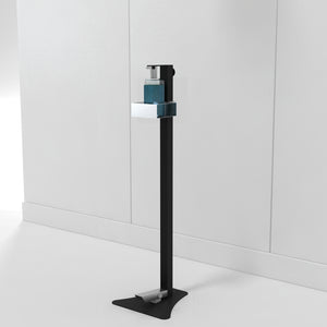 Foot Activated Hand Sanitising Stand