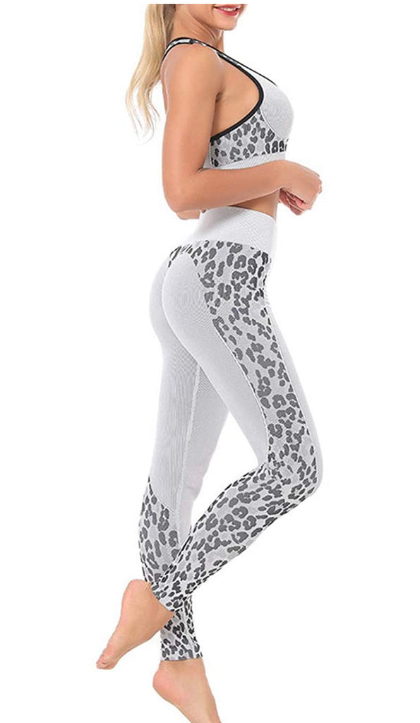 Seamless Set Half Leopard
