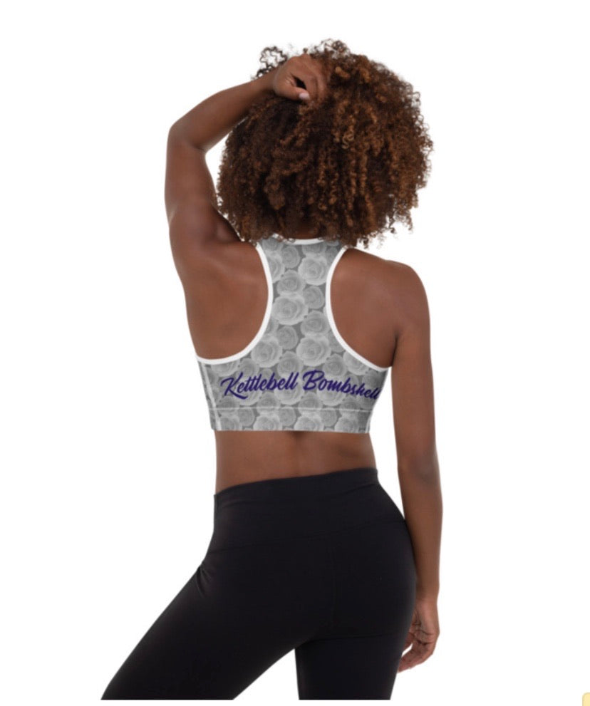 The Bettie Padded Sports Bra Top