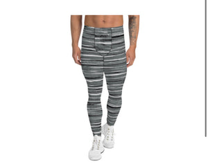 Men's Bomb Shelter Charcoal Heather Leggings