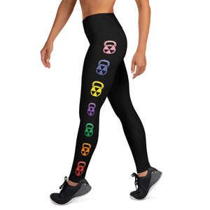 The Rain-Bell Black Bomb Shelter Leggings