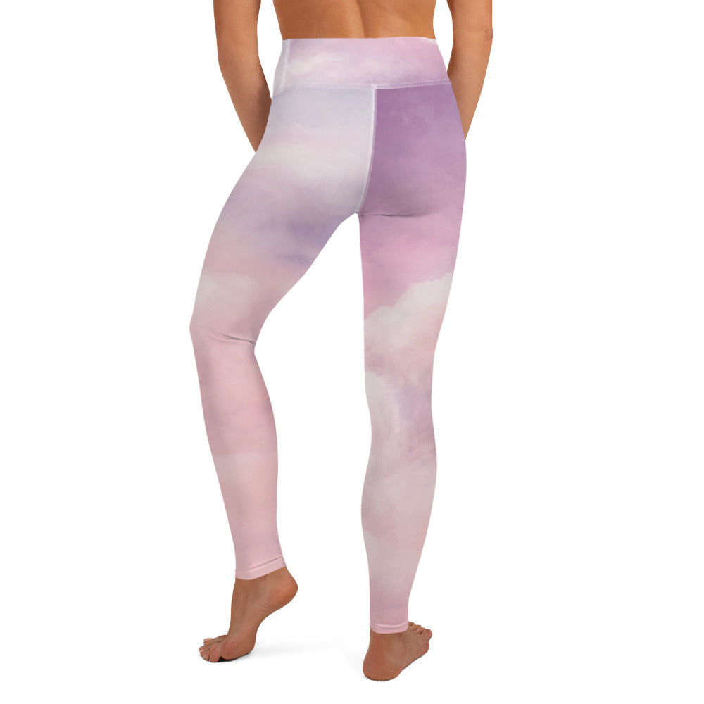 Sunset Clouds Leggings