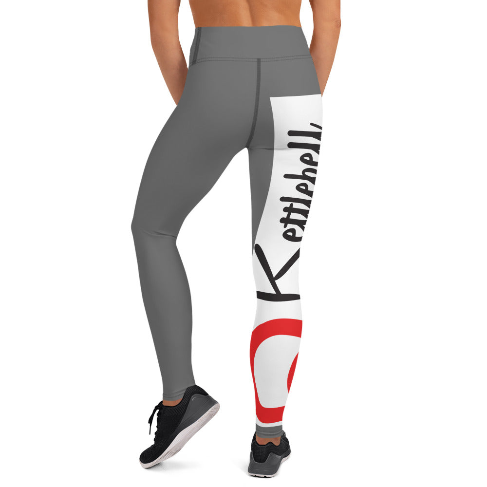 KBBS Logo High Waist  Leggings