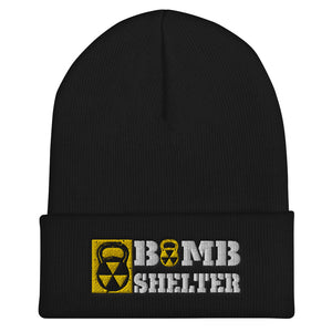 Bomb Shelter Cuffed Beanie