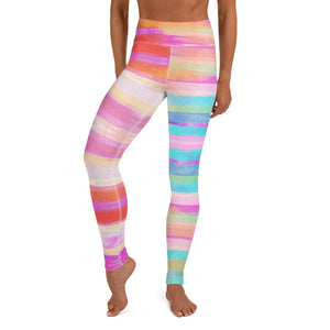 Southwest Striped Leggings