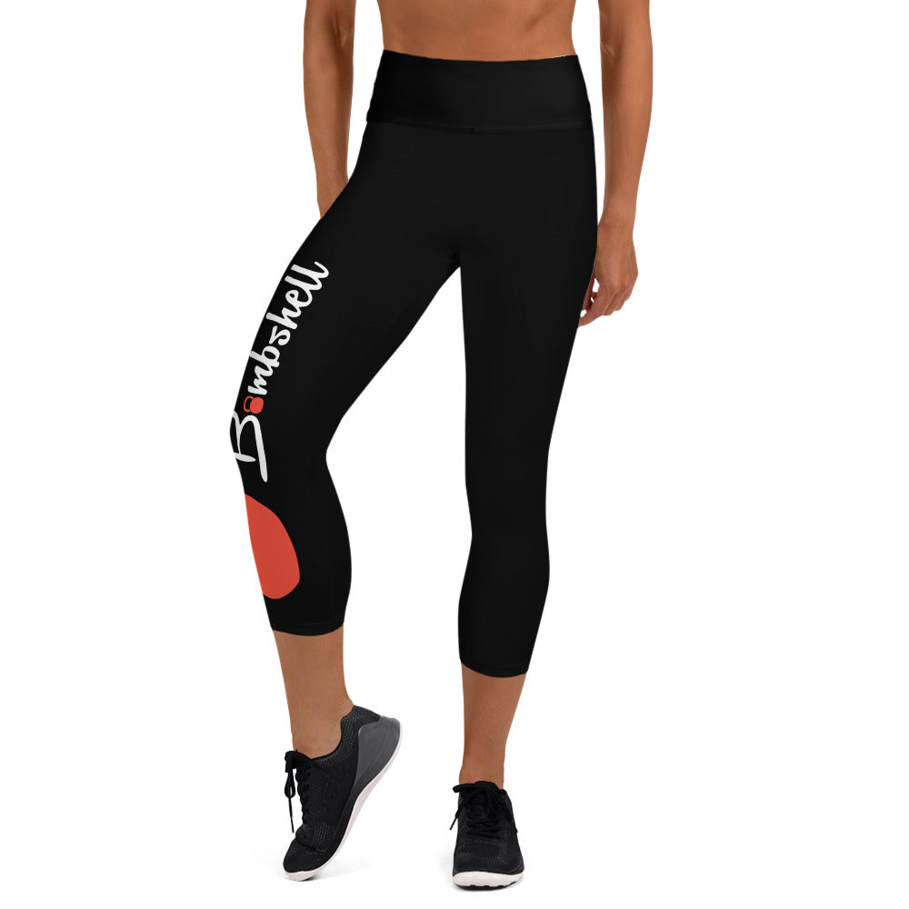 KBBS Logo Capri Leggings