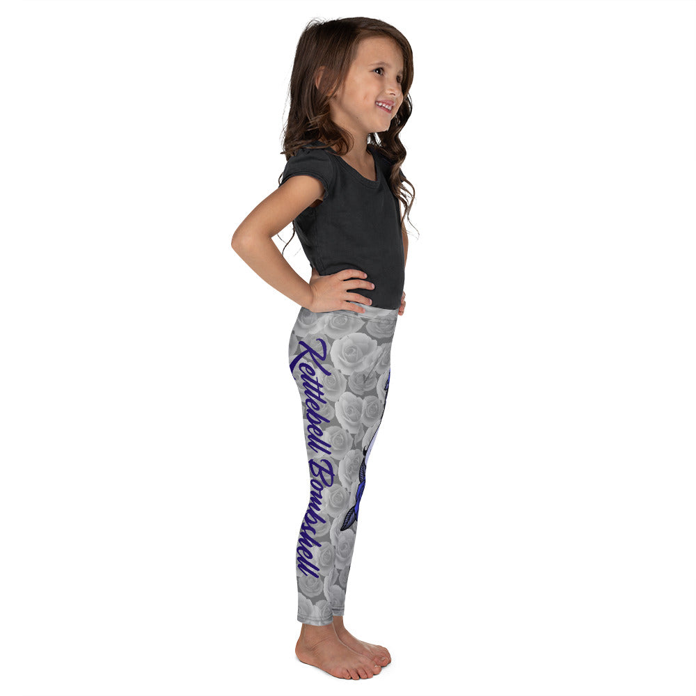 Kid's Bettie Bombshell Leggings