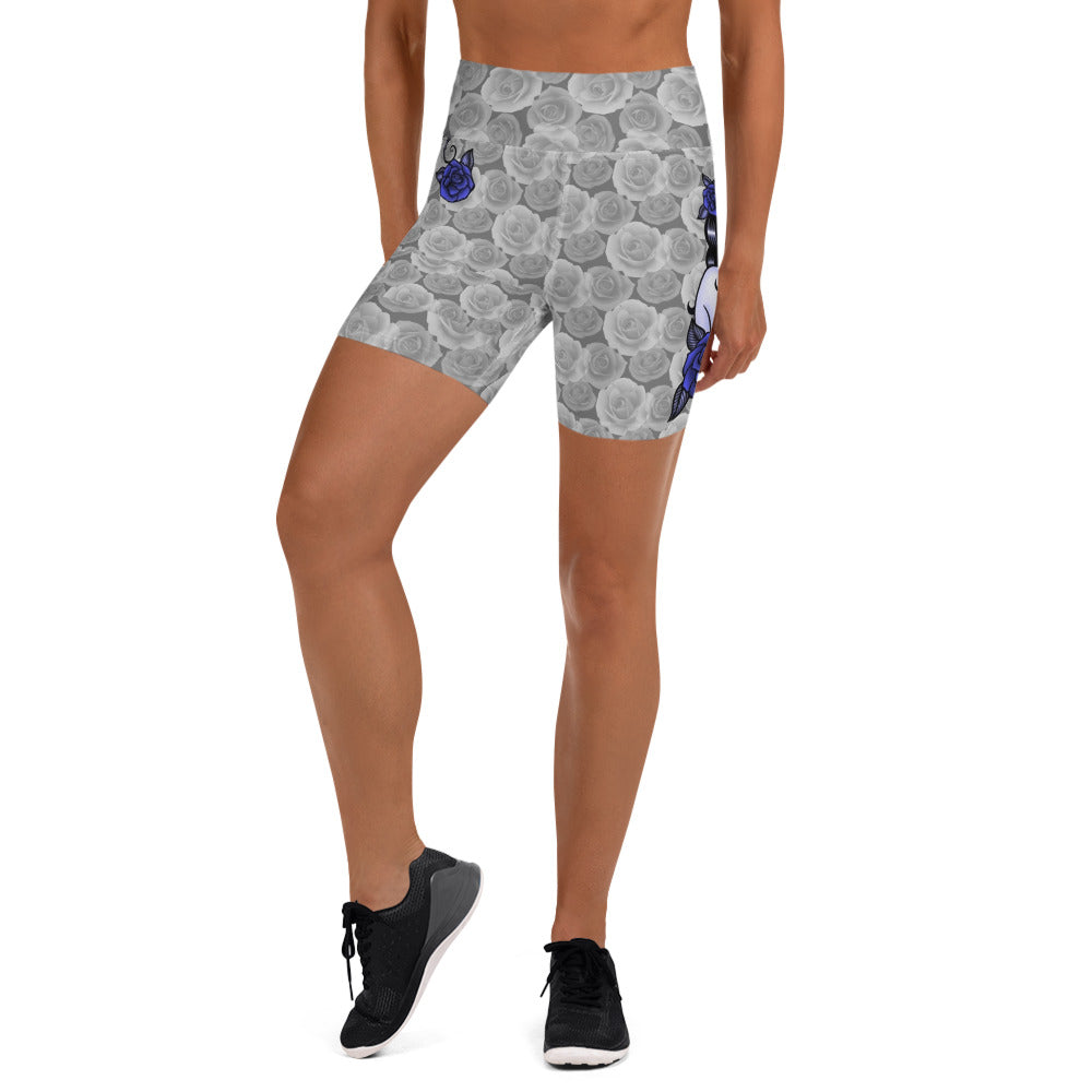Bettie High Waist Shorts