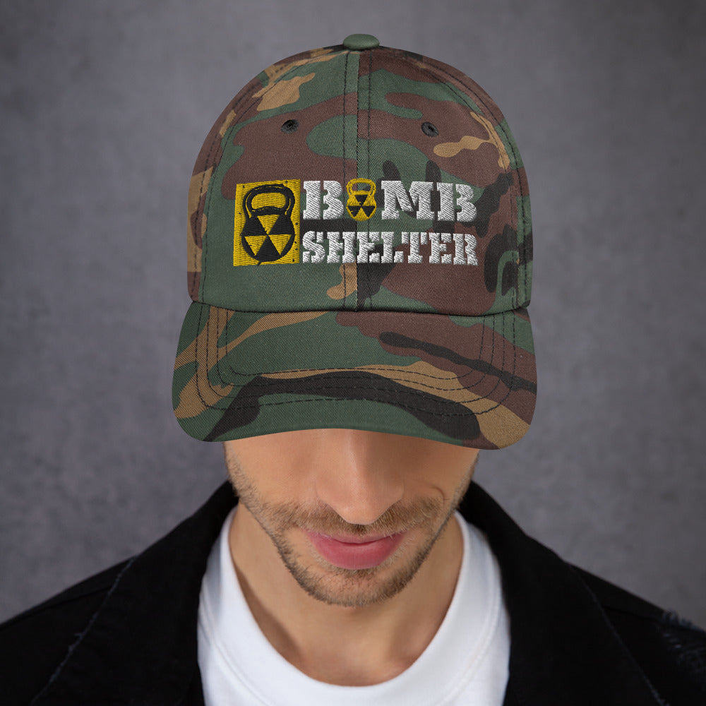 Bomb Shelter Dad Hat Unisex