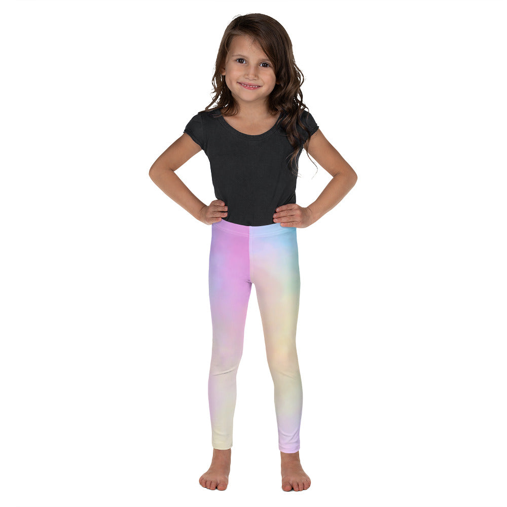 Kid's Cotton Candy Leggings