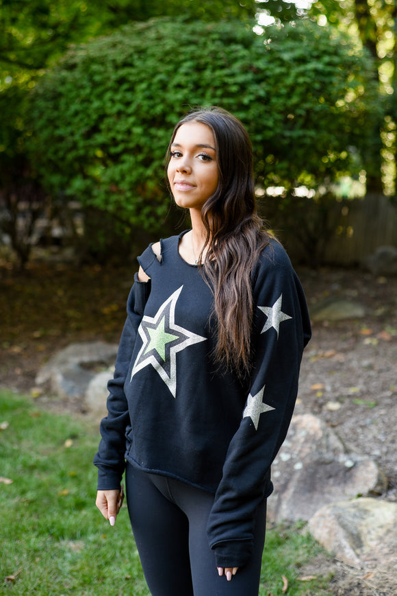 Star Sweatshirts
