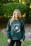 Flower Power Sweatshirts