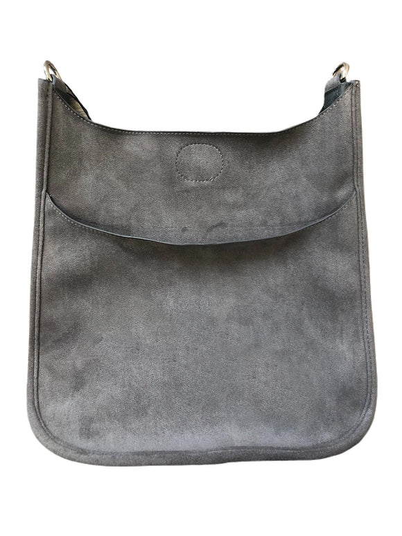 SUEDE Classic Messenger-NO STRAP ATTACHED